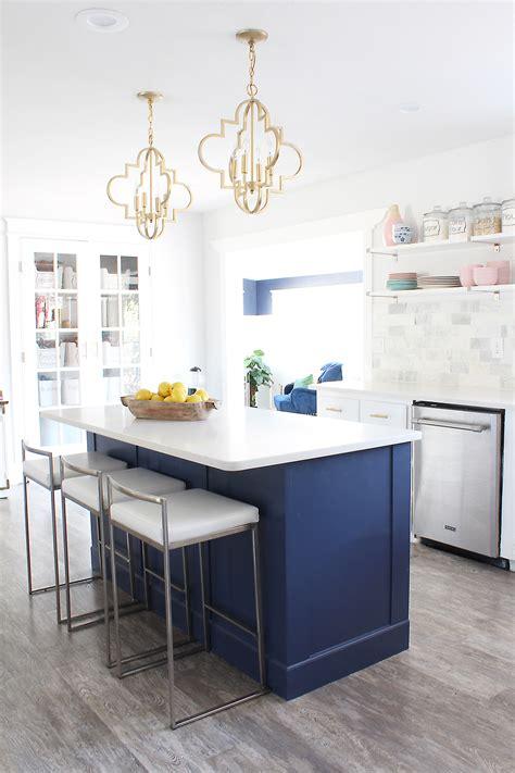build  kitchen island easy diy kitchen island