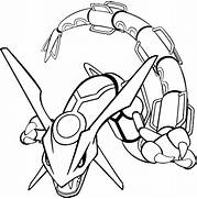 pokemon coloring pages   Pokemon rayquaza coloring pages More  Printable Pokemon Coloring Pages Legendaries
