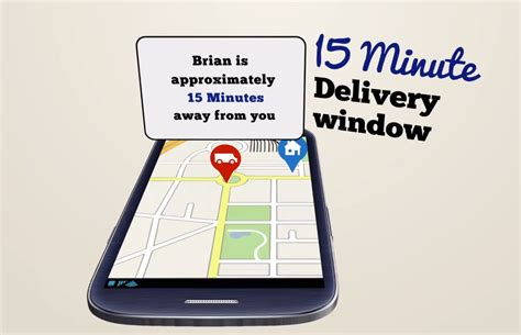 track amazon delivery map prime within let dpd parcels minutes deliveries tracking apps parcel shoppers