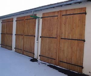 Porte De Garage 5m : lames volets en douglas top bois direct ~ Dailycaller-alerts.com Idées de Décoration