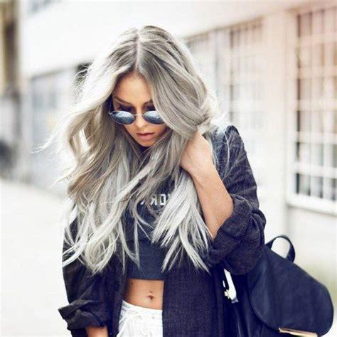 rosa haare selber färben graue haare der neue trend archzine net hair graue haare wei 223 haare und graue