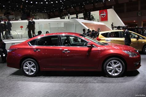 teana nissan 2016 nissan teana ii pictures information and specs