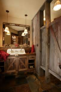 western themed bathroom ideas 17 chic and wooden bathroom interiors