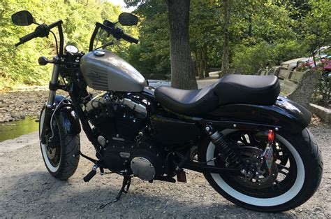 Harley Davidson Forty Eight Custom Handlebars www