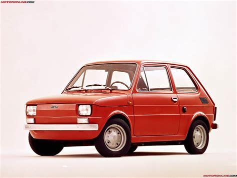 Fiat 126 (1972) Foto 2, foto Fiat alta risoluzione