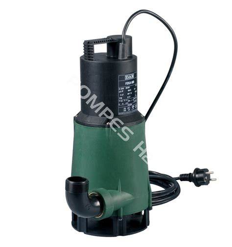 pompe de relevage cuisine pompe submersible de drainage et relevage dab feka