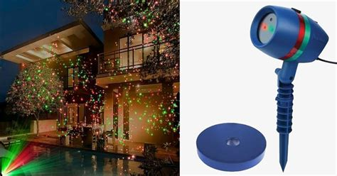 fairy light projector laser light projection led solar powered lights