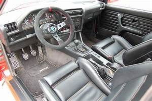 84 BMW 325 E30 Interior II | German Cars For Sale Blog