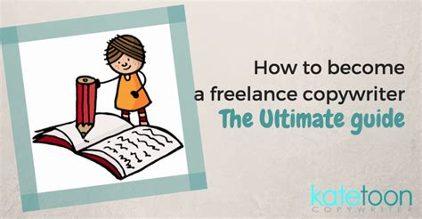 How To Become A Freelance Copywriter (the Ultimate Guide