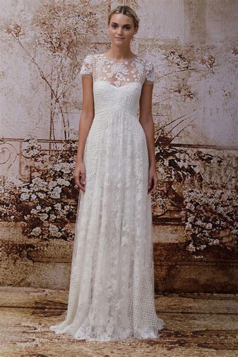 Monique Lhuilliers Secret Garden Wedding Dress Collection