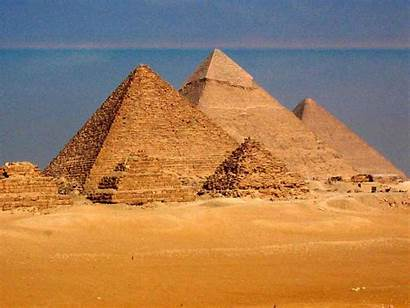 Giza Pyramids Pyramid Wallpapers Aliens Secrets Psychology