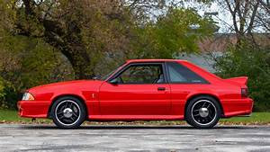 1993 SVT Mustang Cobra R - The Ultimate Version Of The Fox Body