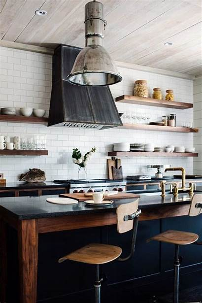 Industrial Rustic Cabinets Kitchen Amazing Moetoe Know