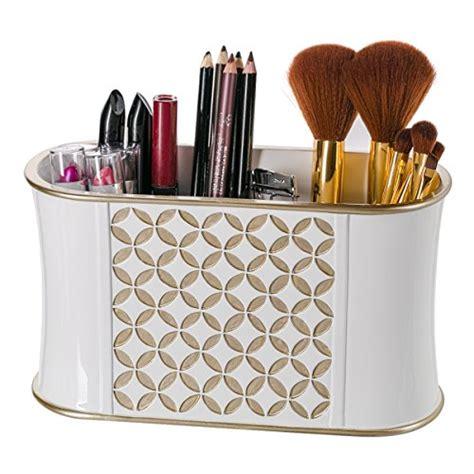 cosmetic organizer countertop brushed nickel bathroom organizer cosmetic organizer 3