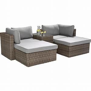 Lounge Set Garten : lounge set olea 5 teilig kaufen bei obi ~ A.2002-acura-tl-radio.info Haus und Dekorationen