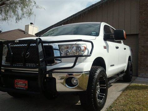 stang  toyota tundra crewmax specs