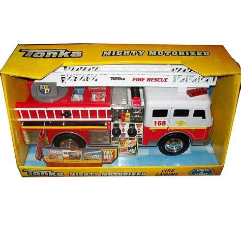 tonka mighty motorized fire truck pin by amanda zizelman on christmas birthday ideas pinterest