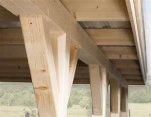 Carport Dach Holz : holz carport bausatz weka comfort leimholz einzelcarport ebay ~ Sanjose-hotels-ca.com Haus und Dekorationen