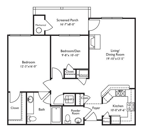 blueprints for homes retirement home floor plans inspirational floor plans for