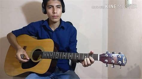 Te Lo Pido Por Favor- Jaguares (cover Acústico)