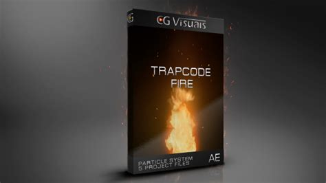 after effects template secret files trapcode fire particle system fire envato videohive