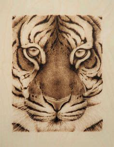 tiger kit pyrography wood burning pyrography