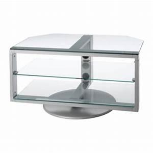 Tv Bank Glas : ikea svind tv bank glas silberfarben ~ Whattoseeinmadrid.com Haus und Dekorationen