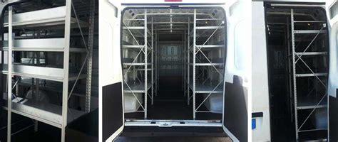 scaffali furgoni scaffali per furgoni e garage euroscaffale srl
