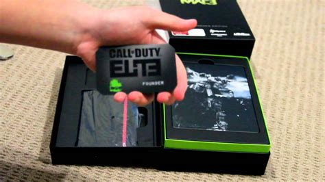 Unboxing Call Of Duty Modern Warfare 3 Hardened Edition