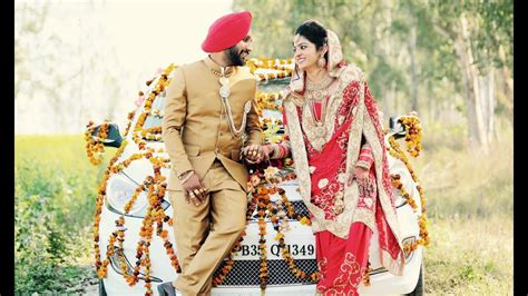 Best Punjabi Wedding Song For Bride ..