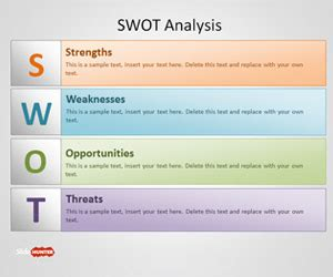 swot powerpoint template  powerpoint templates