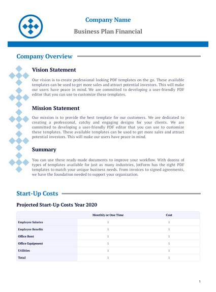 startup business plan template  ipasphoto