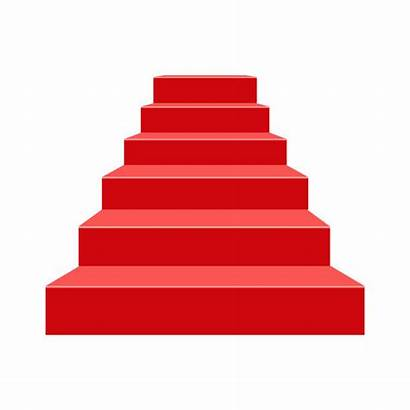 Stairs Vector Platform Steps Stage Shoe Clip