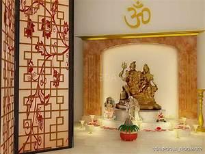 3DA :- Best Pooja Room Interior Decorators in Delhi and