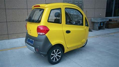 3 Wheel 2 Seat Car by Zev T3 1 Una Microfurgoneta El 233 Ctrica Con 80 Kms De