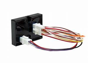 Whelen Steering Wheel Control Module For 2013 Tahoe And