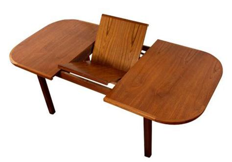 what is a butterfly leaf on a dining room table butterfly leaf teak table modernism