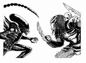 Alien vs Predator, in Dave Kopecki's March 2011: Alien ...