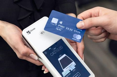 Clover mini is a small, powerful credit card processing machine and looks good too. Clover Flex Canada - Debit & Credit Card Processing