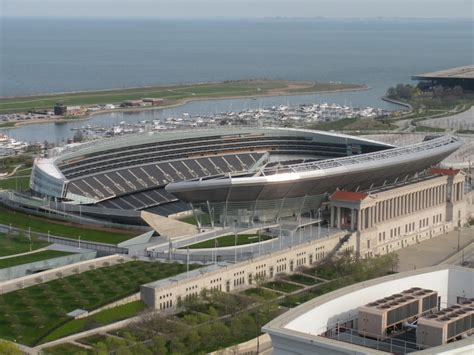 soldier field parking garage directions soldier field parking passes maps rates