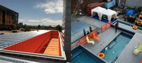 Pool Aus Container Bauen by Swimming Pool Aus Container Bauen Ostseesuche