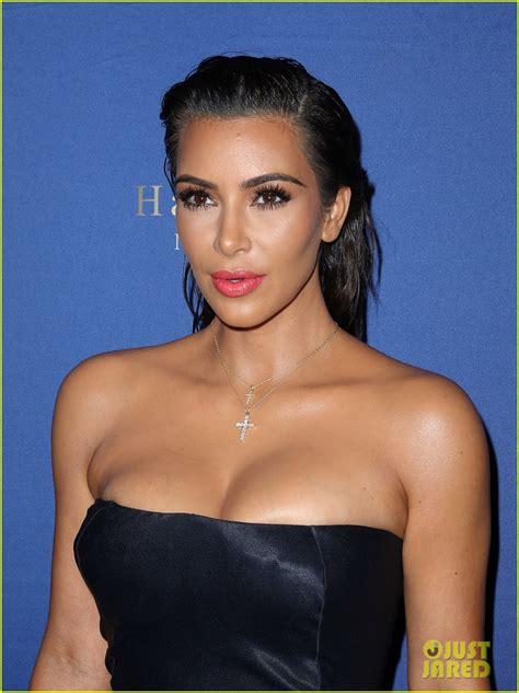 Kim Kardashian Wears Vintage Galliano For Las Vegas