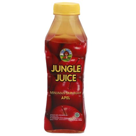 jungle juice soursop 500 ml jungle juice guava 500 ml sukanda djaya
