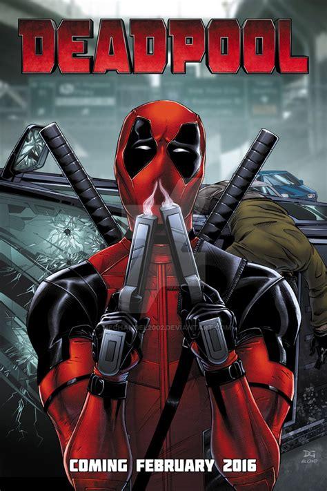 Car Wallpaper 2016 Deadpool by Official Deadpool Poster By Mechangel2002 On Deviantart