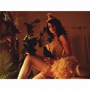 ELIZABETH GILLIES in Halloween Costume, Instagram Pictures ...