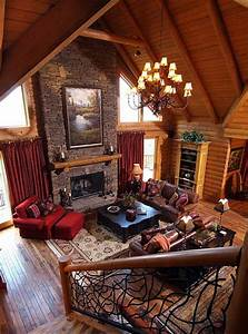 log cabin interior decorating log cabin airplane decor With interior decorating a log cabin