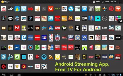 4 Aplikasi Streaming Terbaik Android 2016