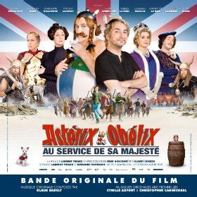 asterix  obelix god save britannia soundtrack list