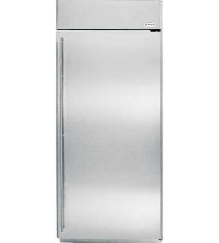 ge monogram  built   refrigerator zirsnhrh