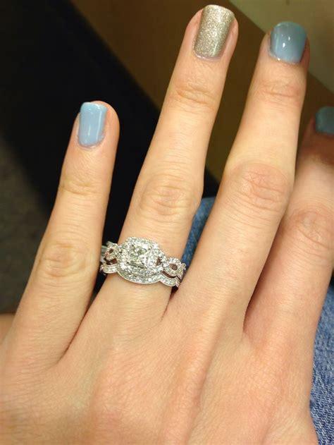 bridal set neil lane diamond  kay jewelers rings